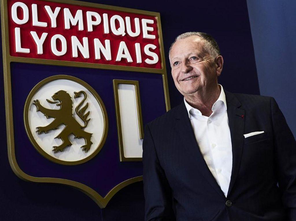 Banding Ditolak, Lyon Tetap Gagal ke Eropa