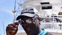 Mancing Mania Michael Jordan, Dapat Ikan Raksasa