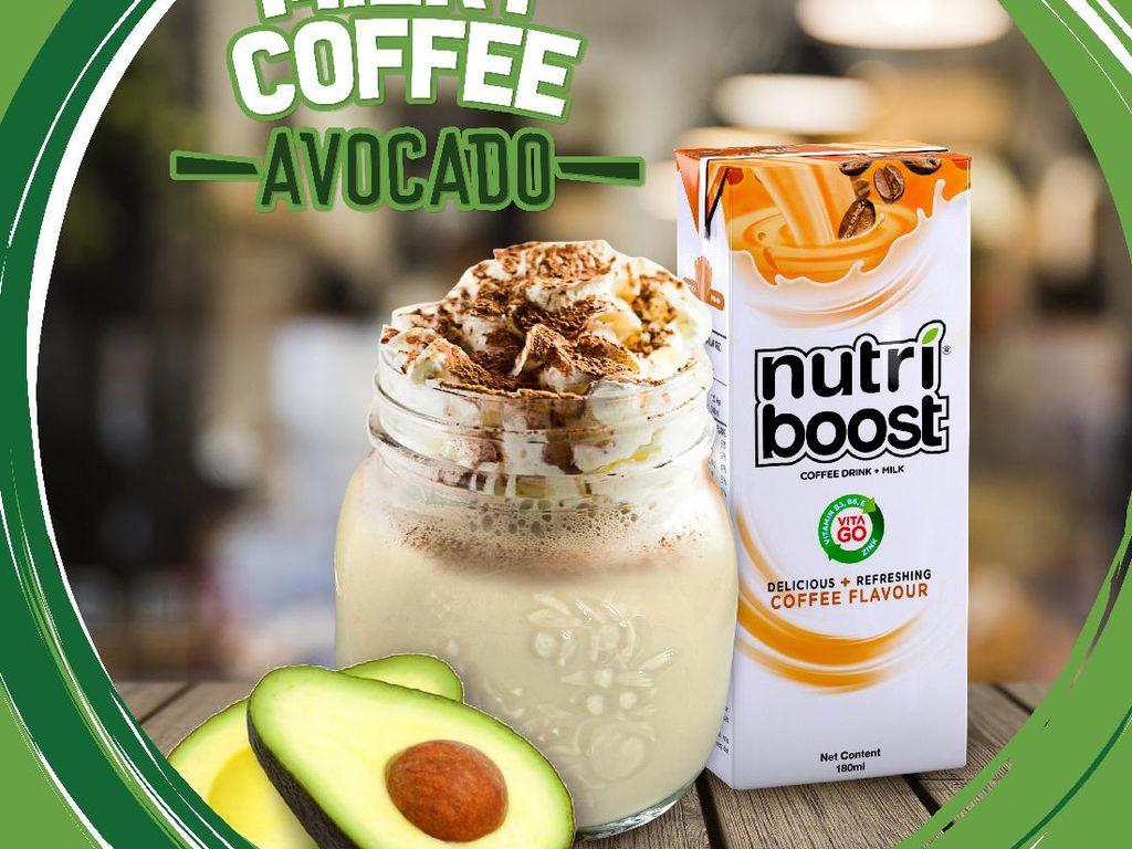 Manis dan Segarnya Minuman Milky Coffee Avocado, Wajib Coba!