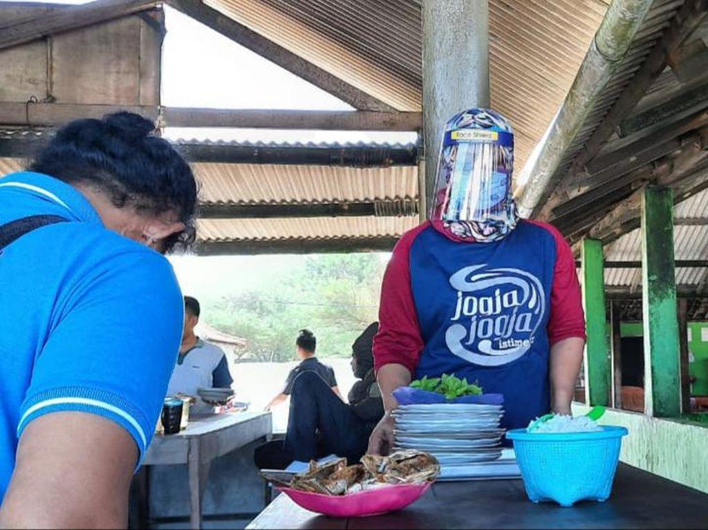Pelaku Wisata Pantai Bantul Wajib Vaksin, Pedagang: Usaha Kuliner dan Buruh Juga, dong