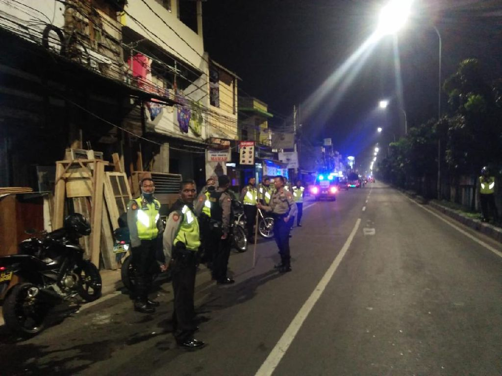 Tawuran Terjadi di Kemayoran Jakpus Subuh Tadi, Polisi: Tak Ada Korban
