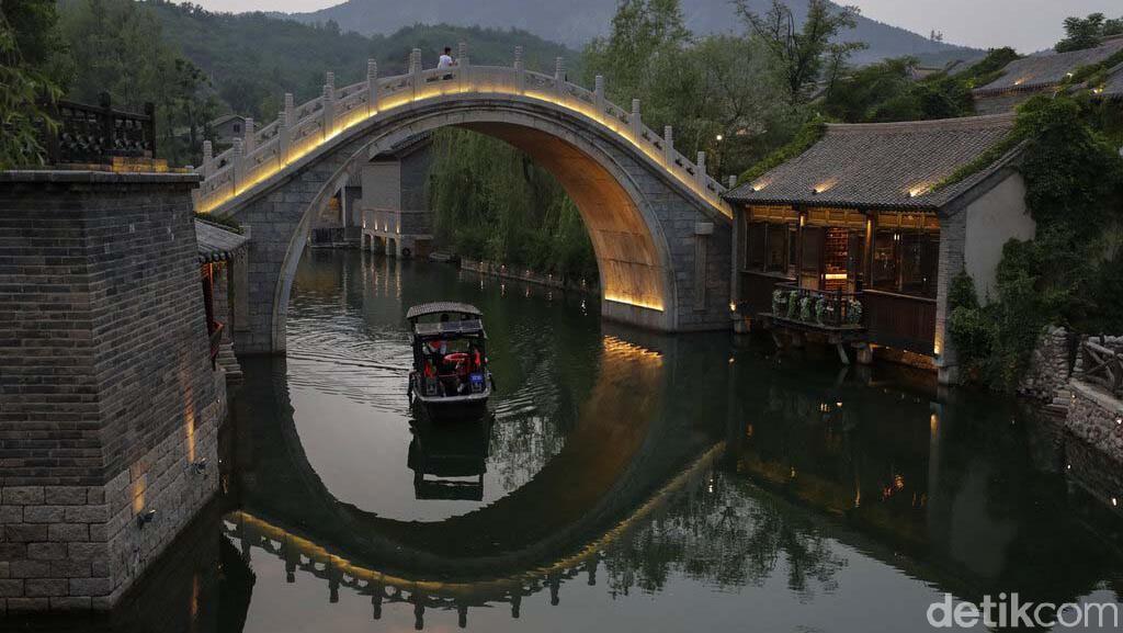 Potret Pariwisata di Beijing yang Mulai Dibuka