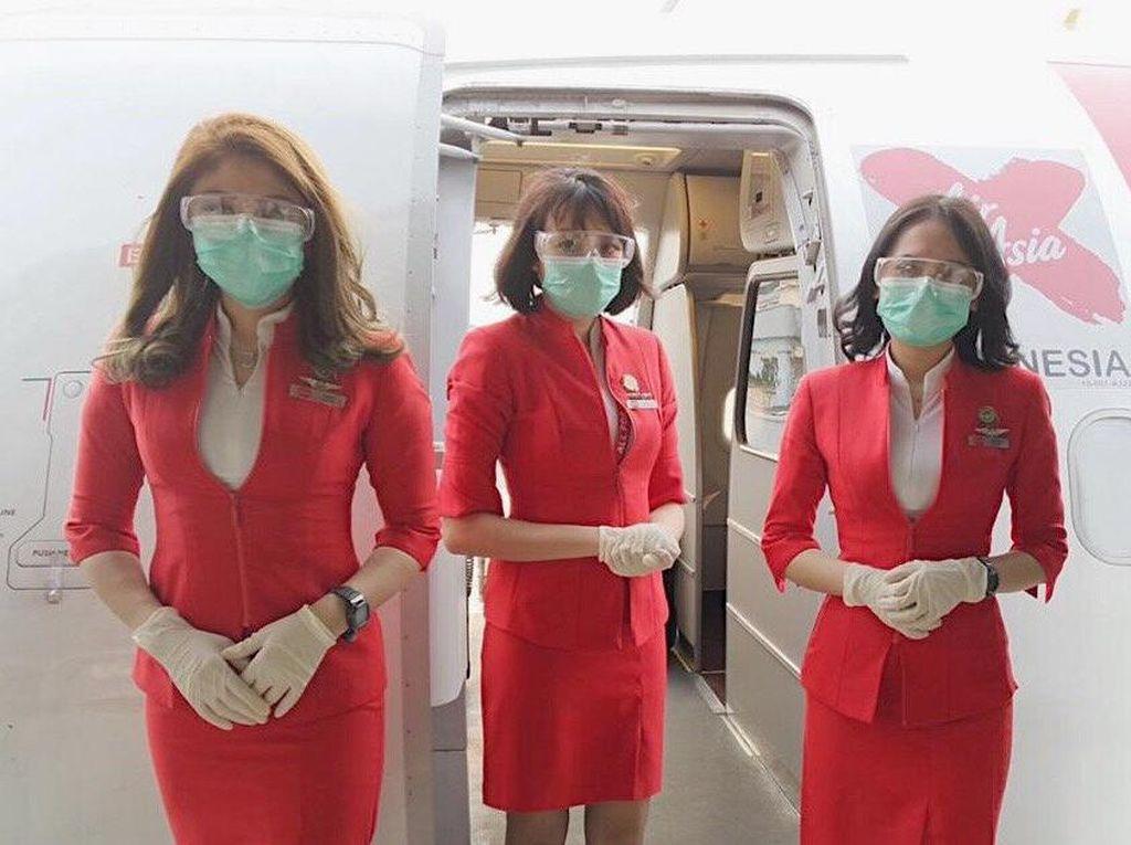 AirAsia Hanya Bolehkan Penumpang Bawa 1 Tas Kecil ke Kabin