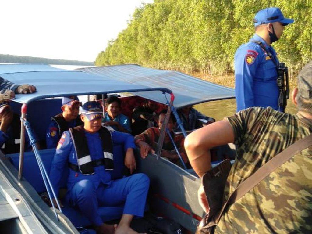 Horor Buaya Perairan Banyuasin Kembali Mangsa Nelayan