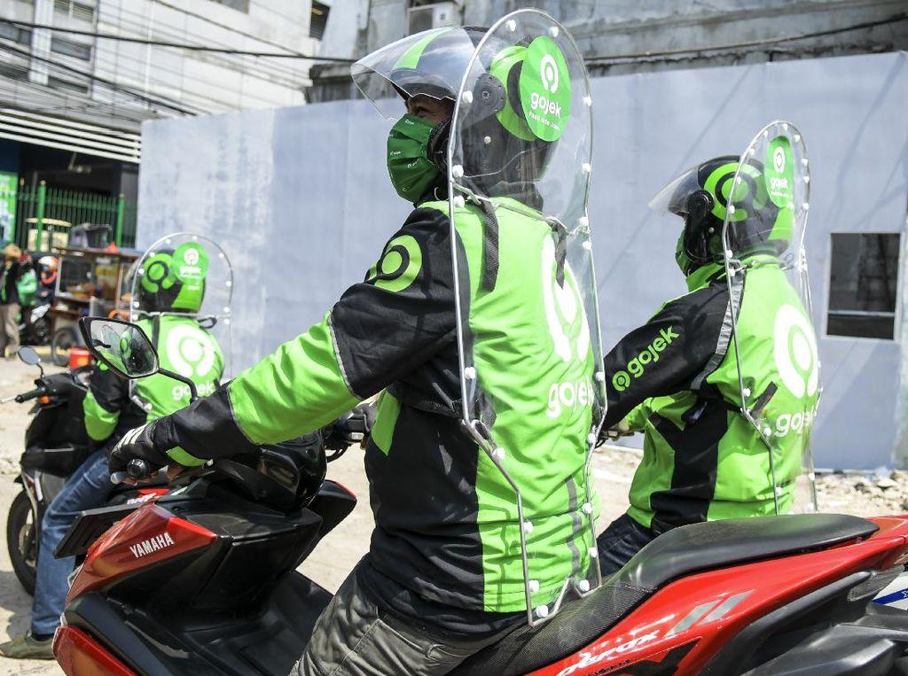 Temui Pelanggaran Protap COVID, Pemkot Bogor Ancam Setop Operasional Ojol