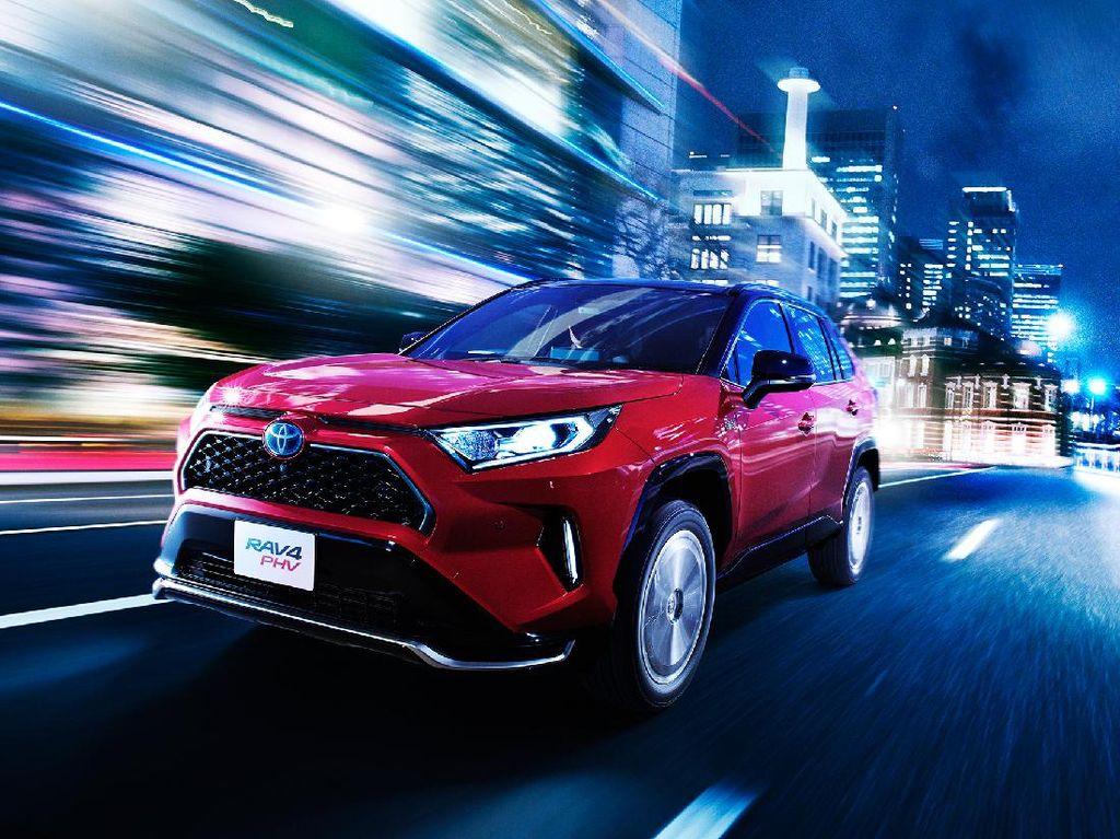 Toyota RAV4 Kini Bisa Jadi Genset Berjalan, Dibanderol Rp 600 Jutaan