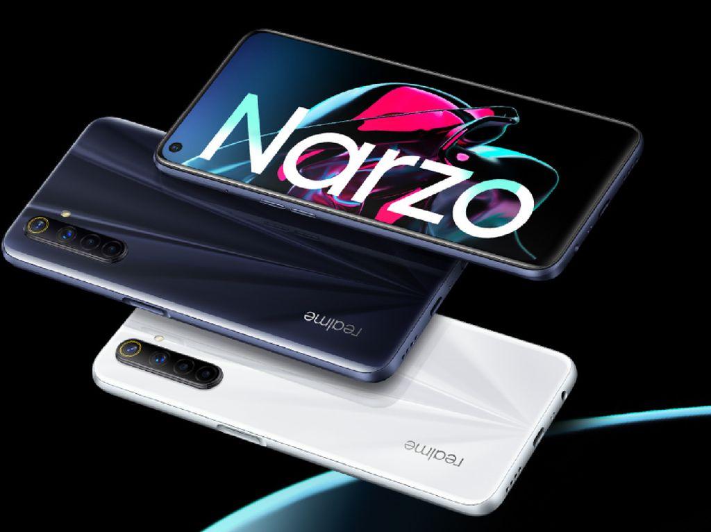 Saingi Redmi Note 9, Realme Narzo Bakal Dibanderol Rp 2 Jutaan