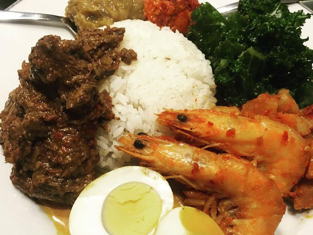 Keren! Restoran Indonesia di Texas Ini Sukses Bertahan di Tengah Pandemi
