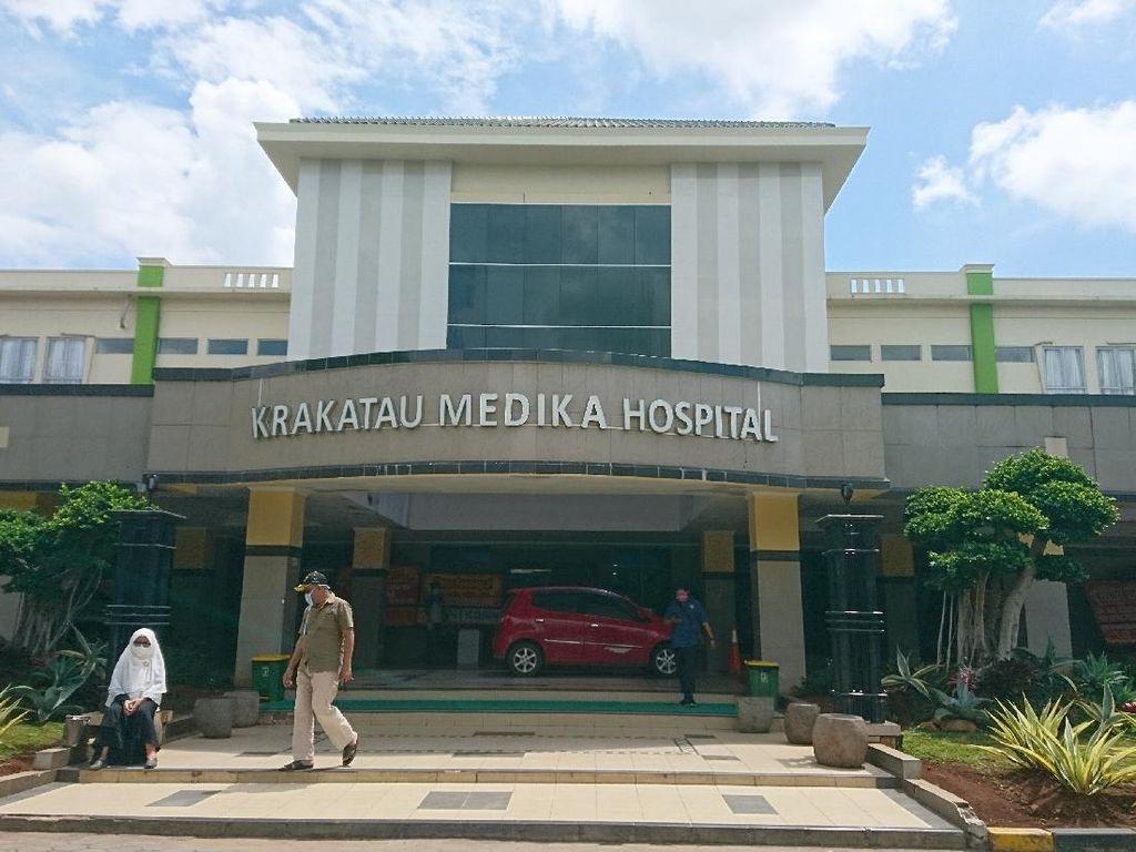 Jelang New Normal, RS Krakatau di Cilegon Belum Berlakukan Jam Besuk