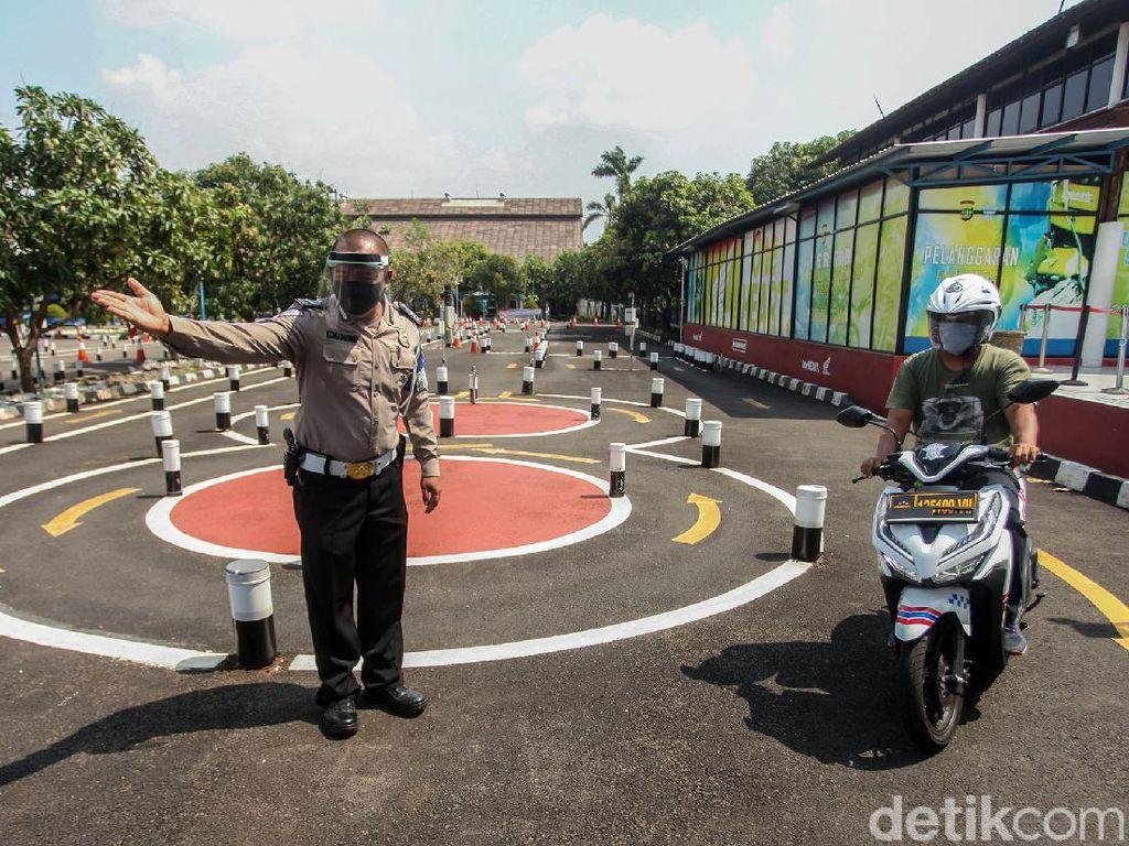 Keringanan Bikin SIM Bagi Warga Jakarta