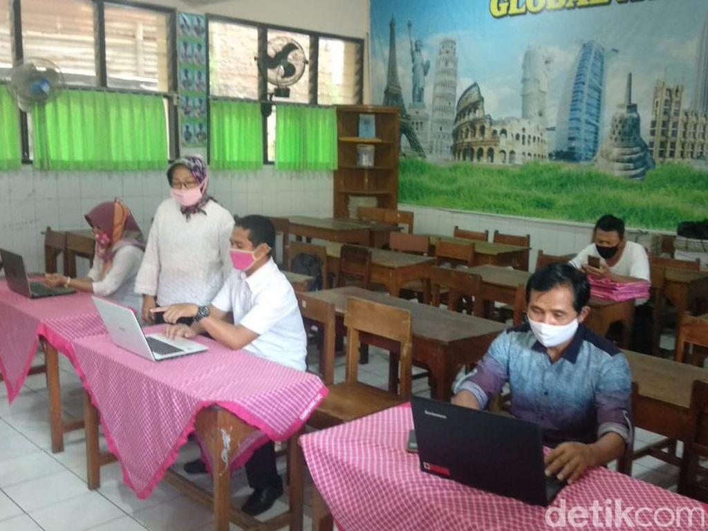 Sambut PPDB Online, SD di Semarang Diminta Bantu Lulusannya Daftar SMP