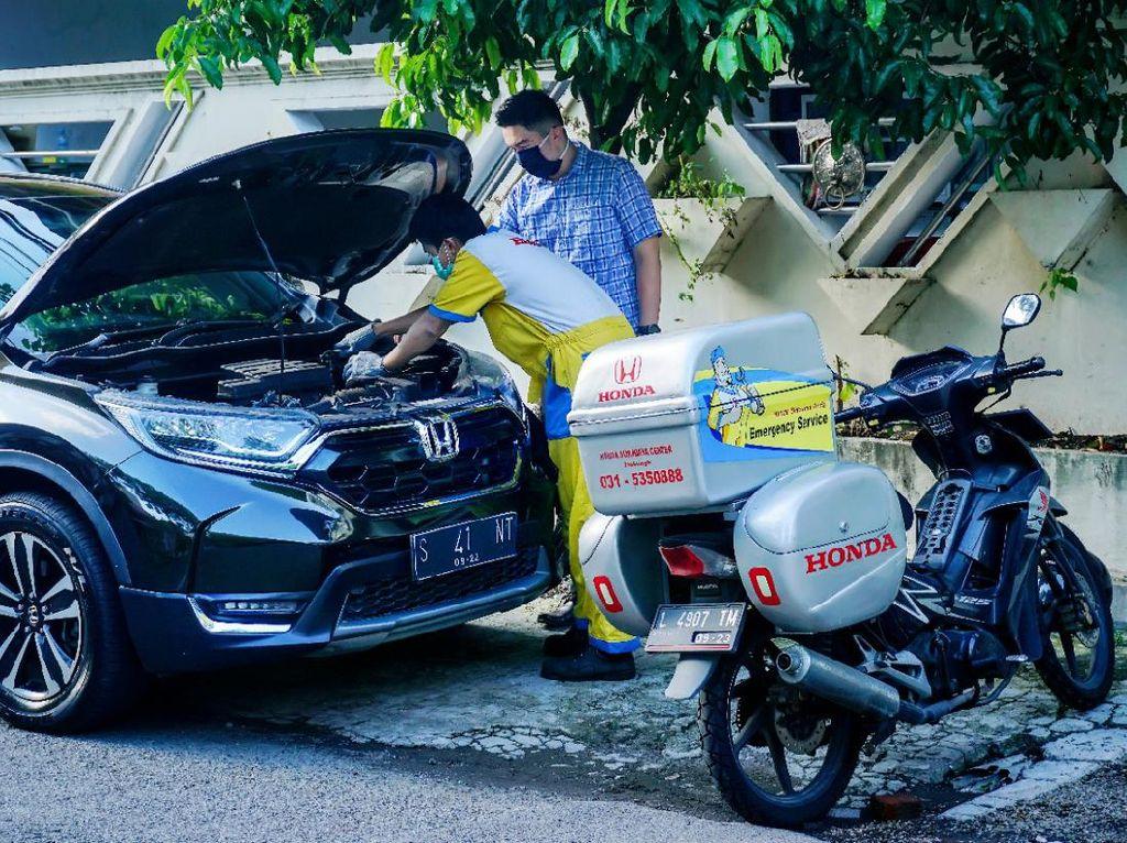 2.226 Dokter Dapat Servis Mobil Gratis