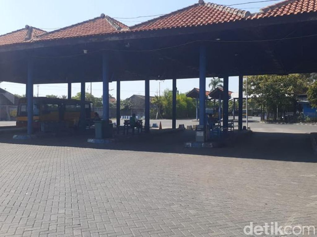 Terminal Bungurasih Beroperasi, Bus dari Pantura ke Surabaya Masih Sepi