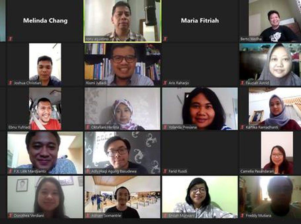 UMN Kenalkan Konsep dan Praktik Mobile Journalism Lewat Webinar