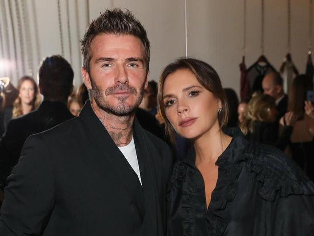 Doyan Pakai Baju Ketat, Victoria Beckham Justru Tak Merasa Seksi