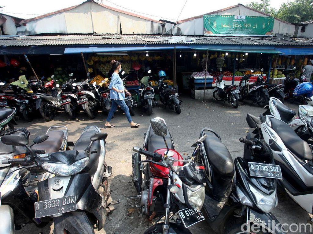 Pengelola Bakal Usir Pengunjung Pasar Jika Tak Patuhi Protokol Kesehatan