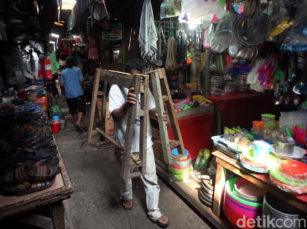 PD Pasar Jaya: Aturan Ganjil-Genap di Pasar DKI Berlaku 15 Juni