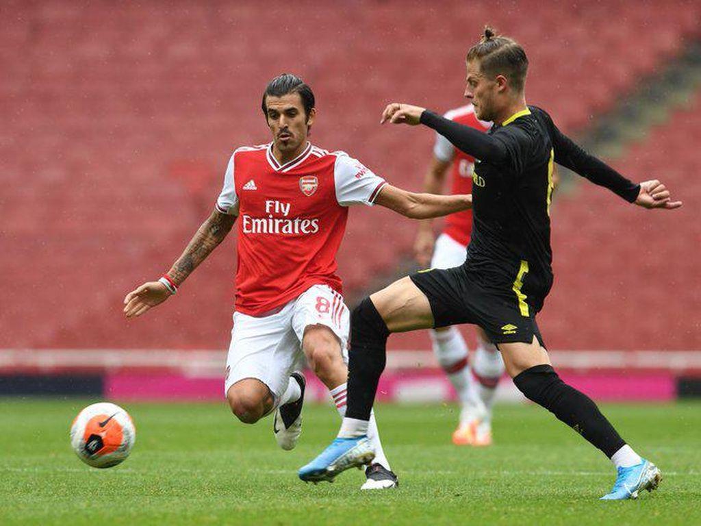 Jelang Lawan Man City, Arsenal Kalah dari Tim Guram