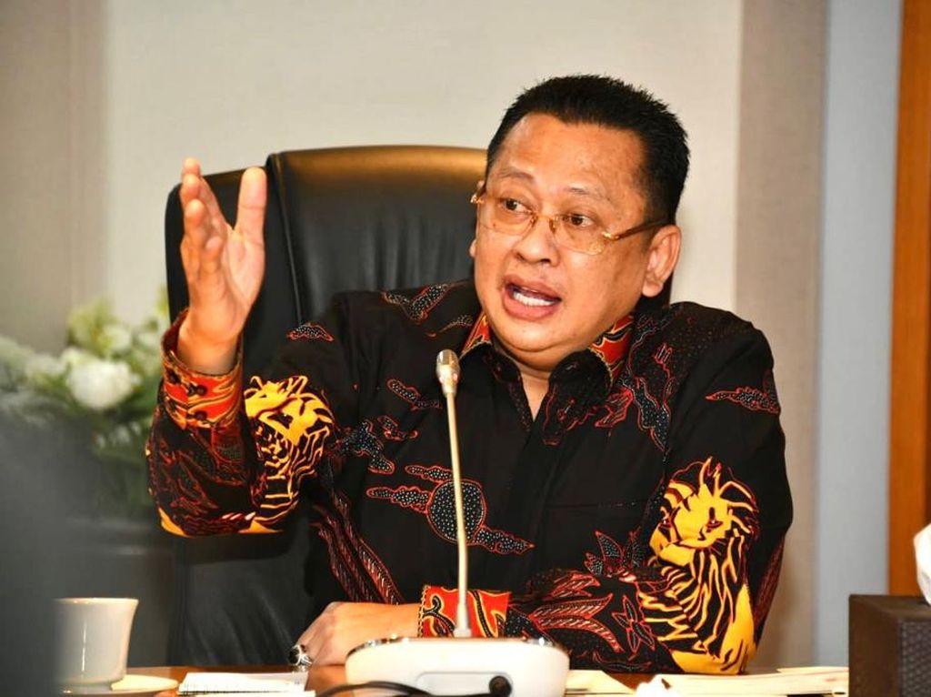 Ketua MPR Sebut Nilai Gotong Royong Kunci Indonesia Hadapi Pandemi