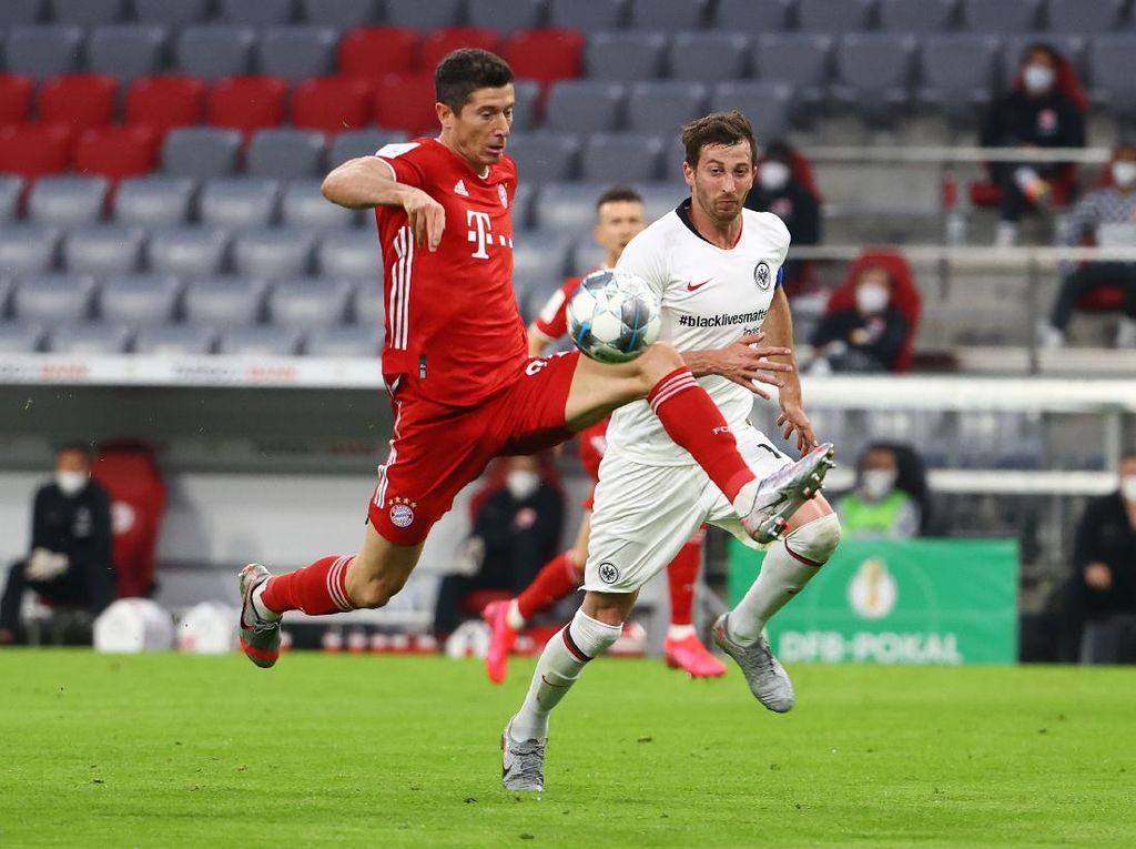 Bayern Vs Frankfurt: Menang 2-1, Die Roten ke Final DFB Pokal