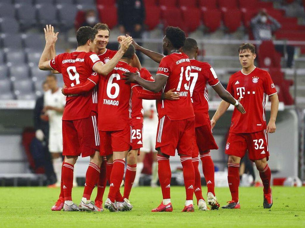 Luar Biasa, Bayern Sudah 129 Gol Musim Ini!