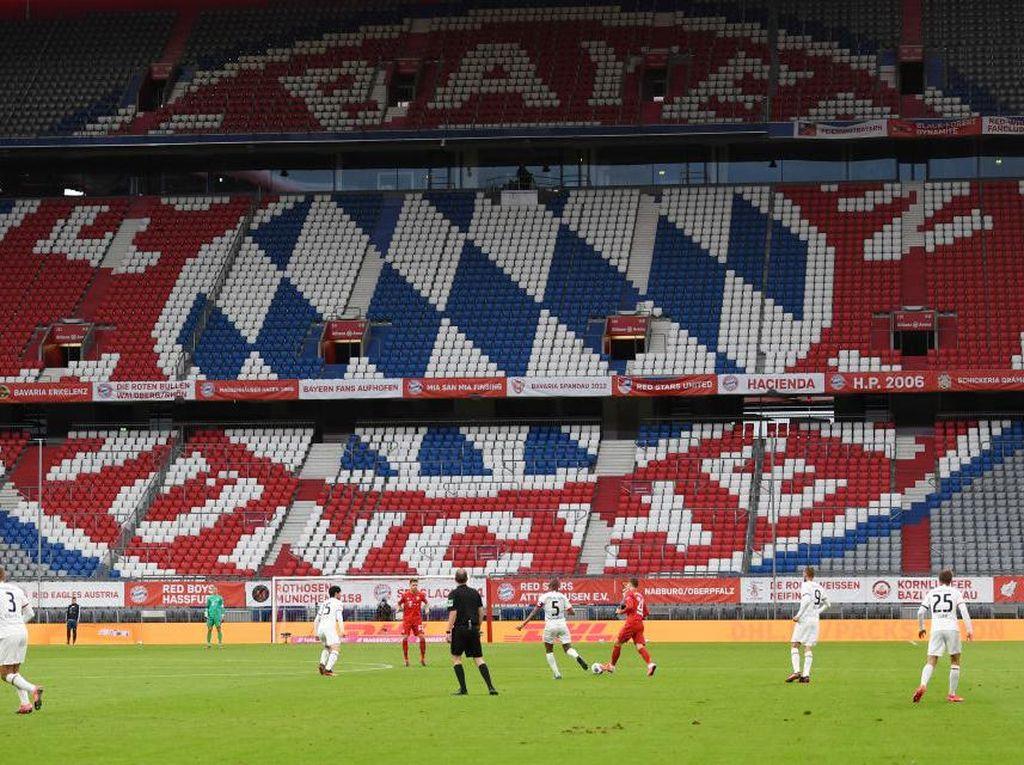 Lagi Pandemi Corona, Bayern Hati-hati Mau Belanja