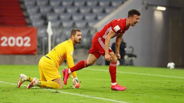 Bayern Vs Frankfurt Menang 2 1 Die Roten Ke Final Dfb Pokal