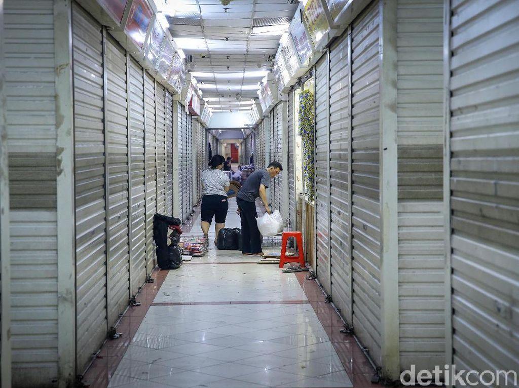 Banyak Kios Tutup, Pedagang Pasar: Tarif Listrik Tak Turun Sama Sekali