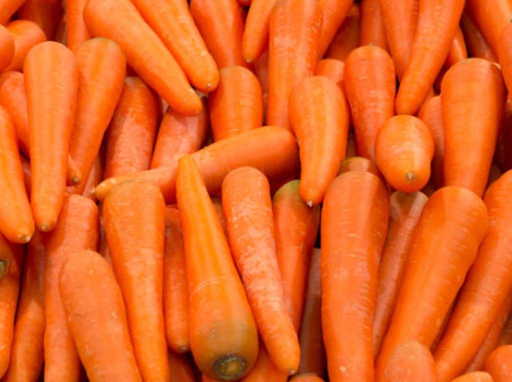 Agar Vitamin Wortel Efektif Diserap Tubuh, Diperlukan Enzim Aktif Ini