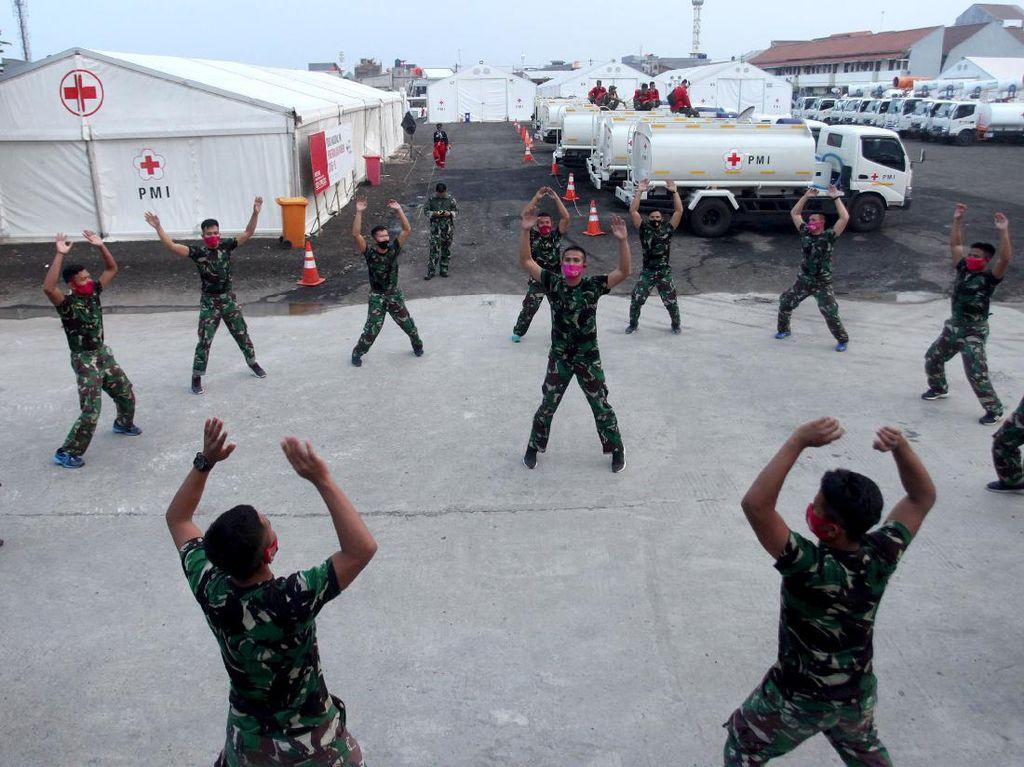 KontraS Nilai Keterlibatan TNI dalam Penanganan Covid-19 Berlebihan