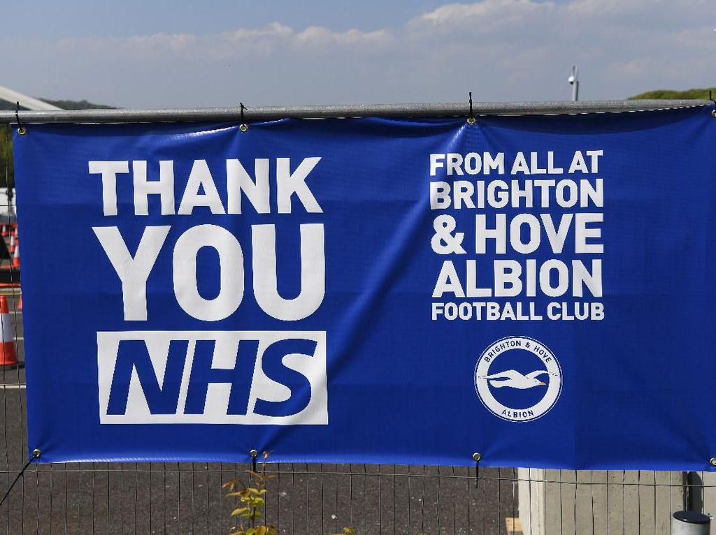 Salut! Liga Inggris Dibuka dengan Penghormatan buat Petugas Medis
