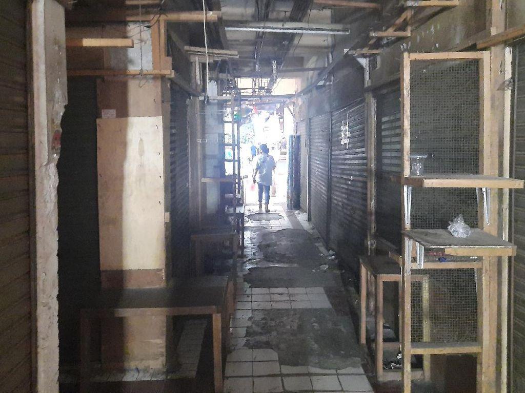 52 Pedagang Positif Corona, 5 Pasar di Jakarta Tutup Selama 3 Hari