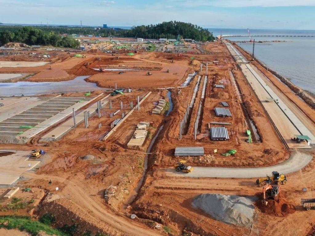 Pelabuhan Kijing di Kalbar Ditargetkan Operasi Akhir Tahun