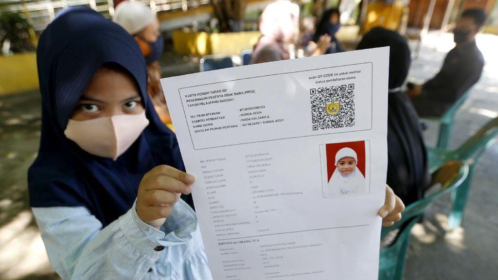 Begini Proses PPDB 2020 di Beberapa Wilayah Indonesia