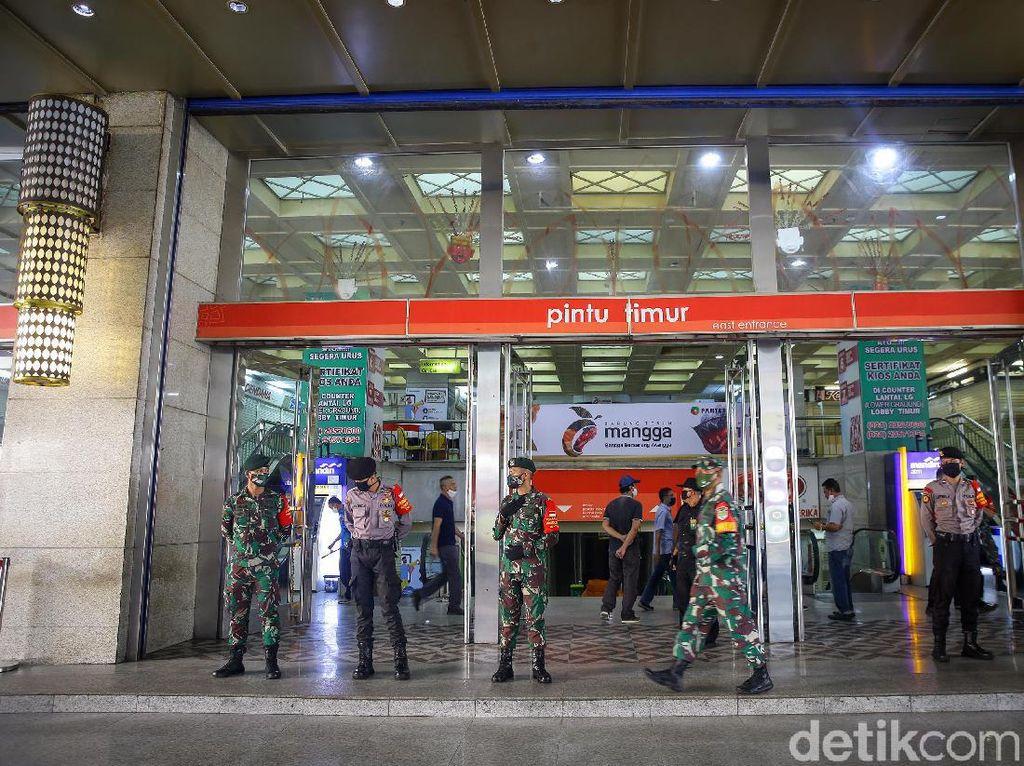 Ikappi Nilai Pengawasan Protokol Kesehatan oleh TNI-Polri di Pasar Tak Efektif