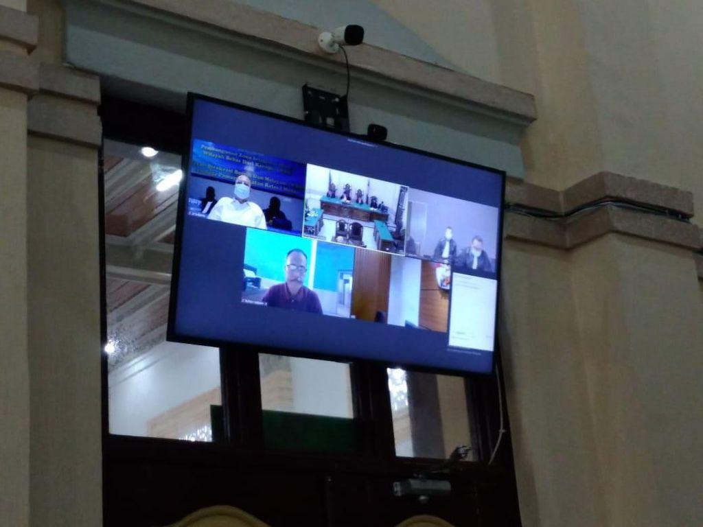 Hak Politik Walkot Medan Nonaktif Dzulmi Eldin Dicabut Selama 4 Tahun