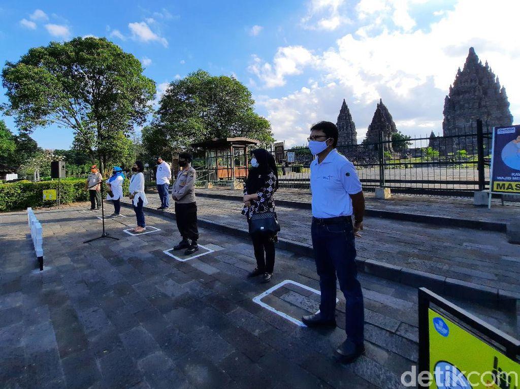 Strategi Badan Otorita Borobudur Hadapi New Normal