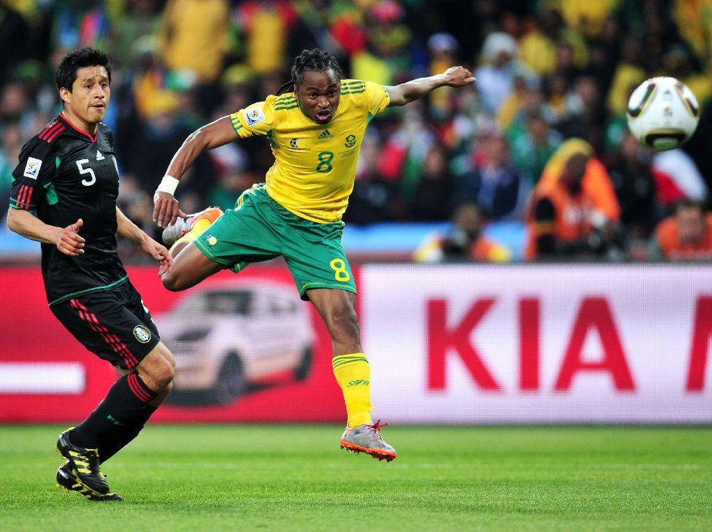 On This Day: Gol Gledek Tshabalala yang Mengguncang Afrika