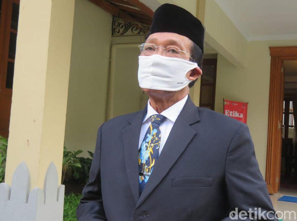 Warga Jogja Juga Keranjingan Gowes, Sultan Titip Pesan Soal Masker