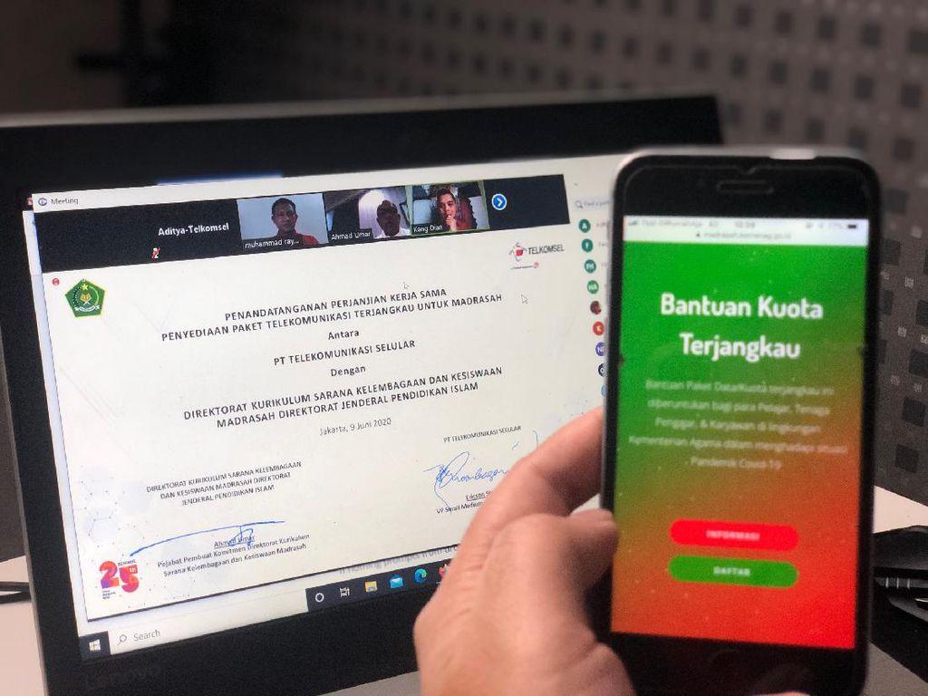 Telkomsel Hadirkan Paket Internet Madrasah, Ini Keunggulannya