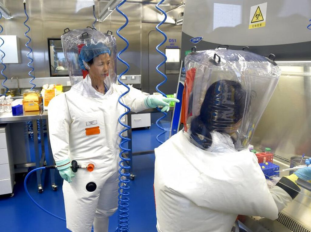 Panas! China Bantah Keras Tuduhan Staf Lab Wuhan Sakit Sebelum Pandemi Corona