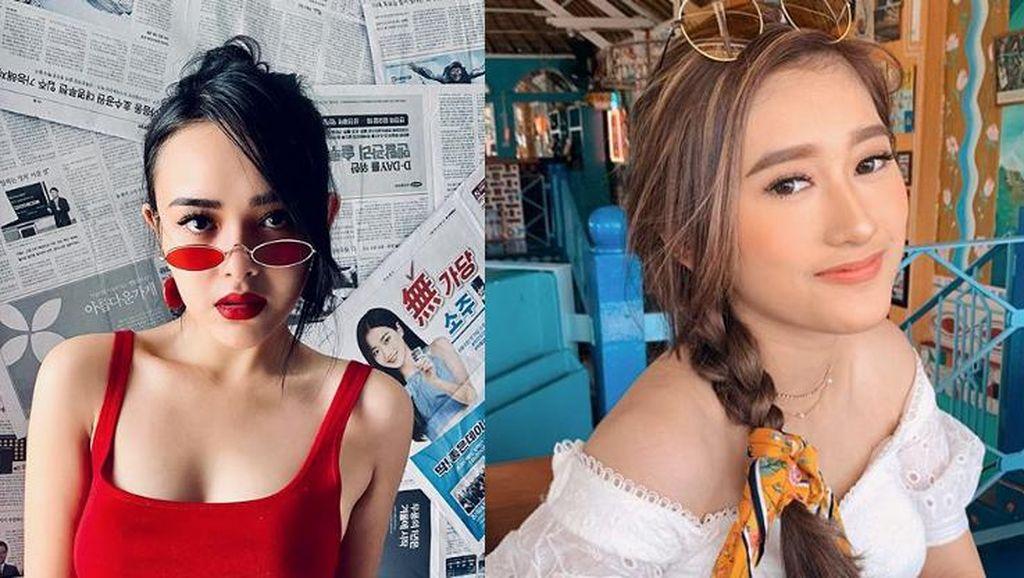 Pesona Amanda Manopo dan Amanda Caesa Bikin Billy Syahputra Jatuh Hati