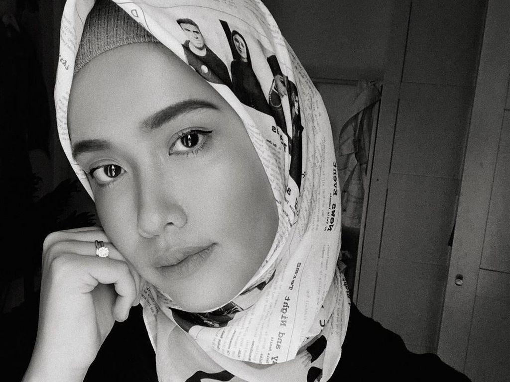 Selebgram Ana Octarina Putuskan Berhijab, Netizen Semangati agar Istiqomah