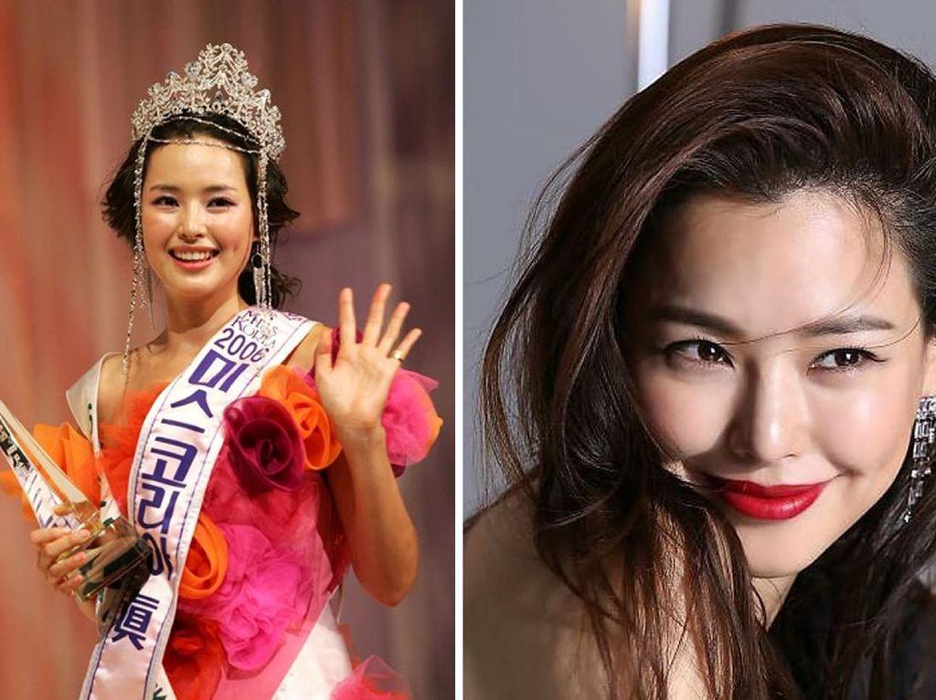Penampilan 10 Aktris Drakor Terkenal Saat Jadi Ratu Kecantikan