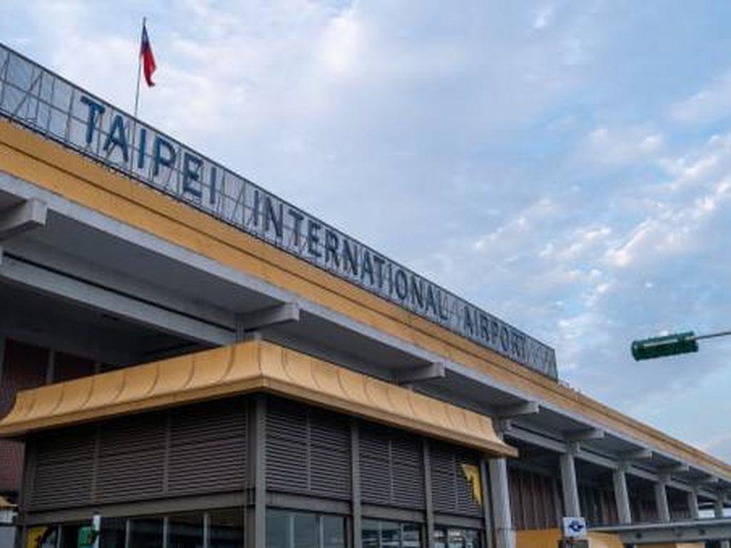 Bandara Taiwan Tawarkan Tur ke Luar Negeri... tapi Pura-pura