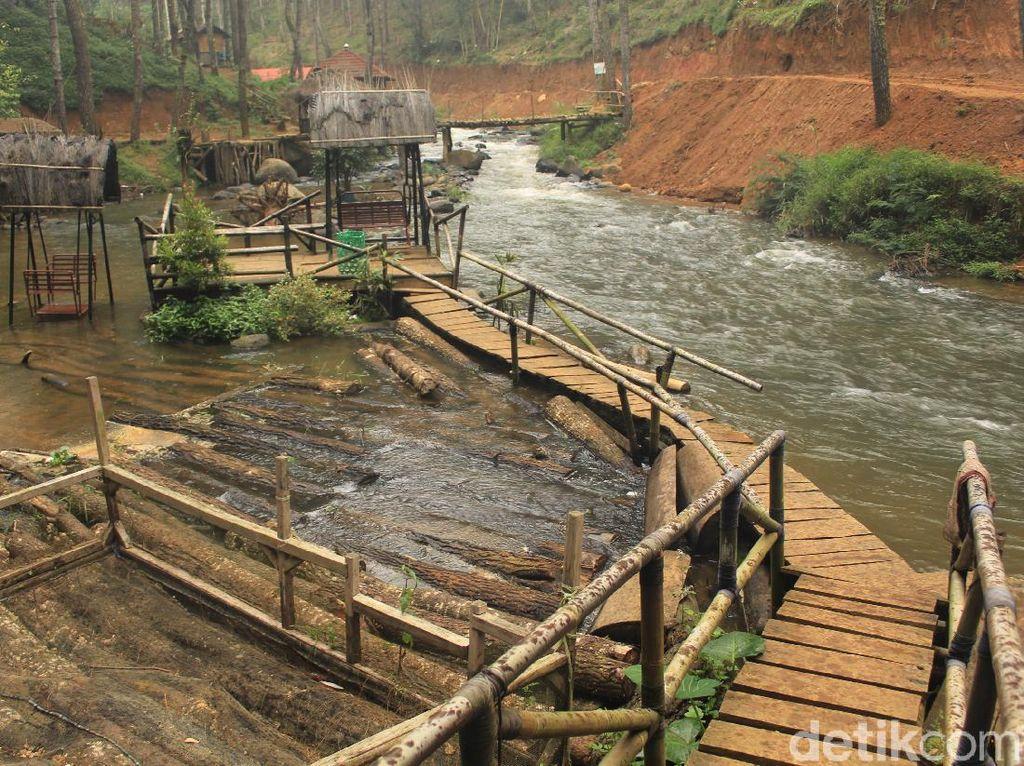 Potret Aneka Wisata Alam di Pengalengan Bandung