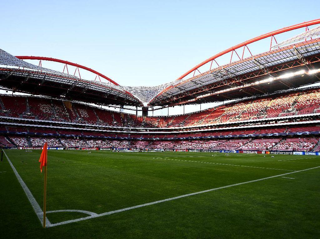 Lisbon Tuan Rumah Sisa Laga 16 Besar Liga Champions?