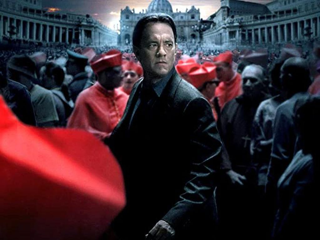 Sinopsis Angels & Demons di Trans TV, Film Tom Hanks Tentang llluminati