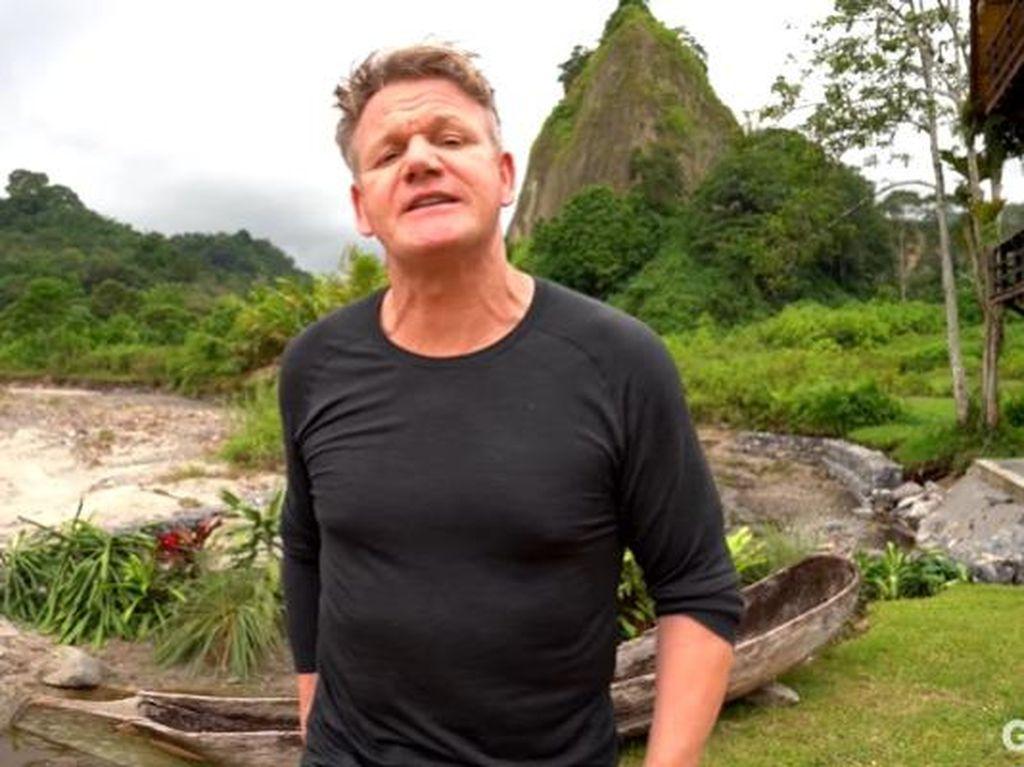 Chef Gordon Ramsay Dikritik Karena Jual Seporsi Fish and Chips Rp 598 Ribu