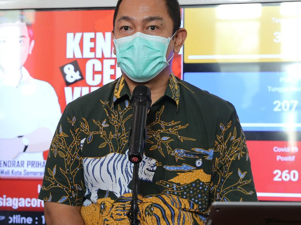 Cawalkot Semarang Petahana Kena Corona, KPU: Kampanye Tetap Bisa Jalan
